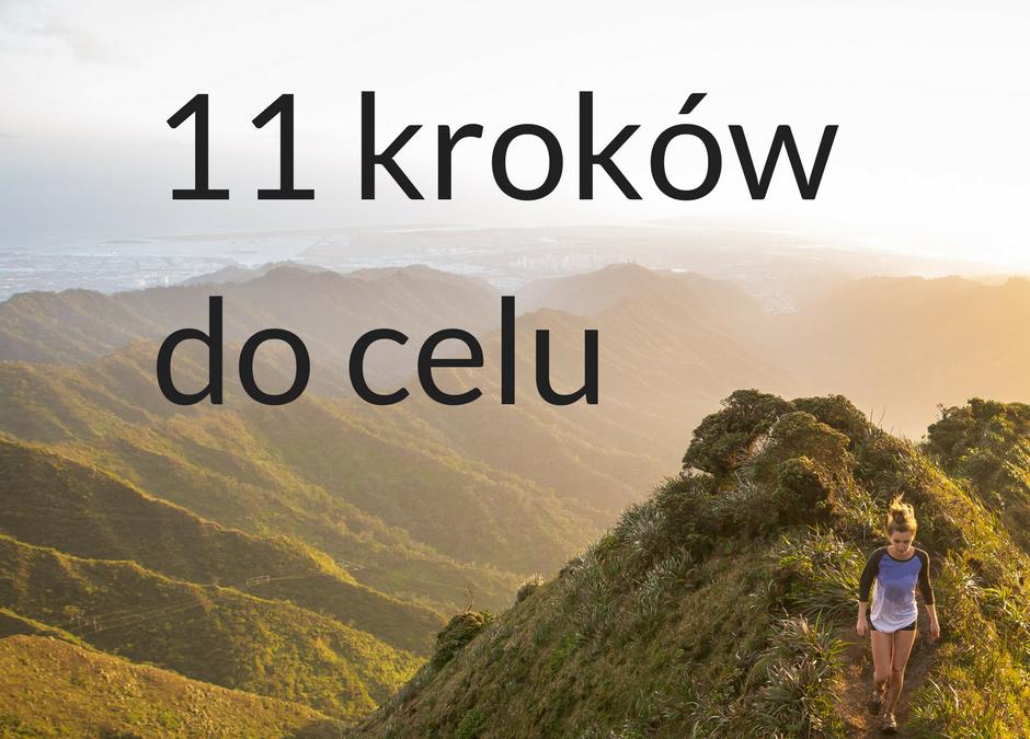 11 kroków do realizacji CELU