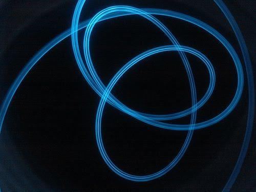 O laserze, czyli sile skupienia
