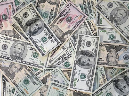50 książek o pieniądzach
