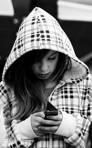 Ile informacji gubisz pisząc sms?