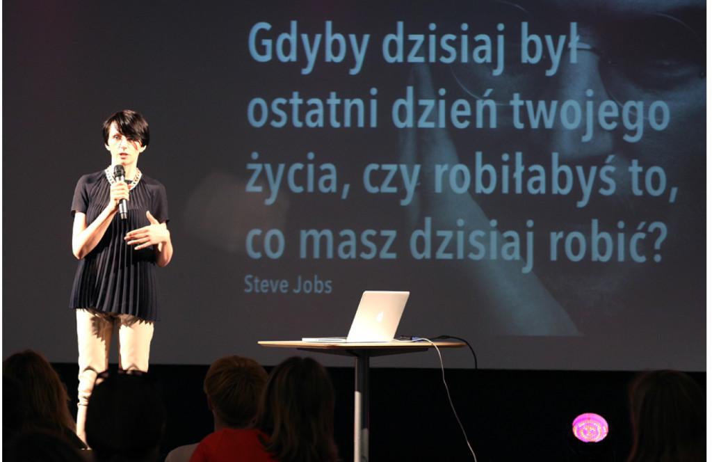 Marta Waszczuk Forum Przedsiębiorczych Mam