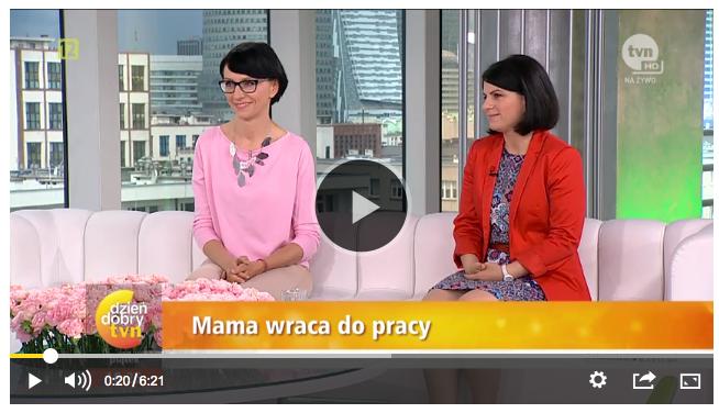 Marta Waszczuk w Dzień Dobry TVN