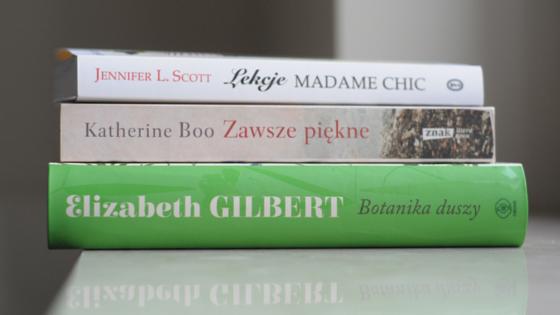 Trzy książki, które zmieniają punkt widzenia