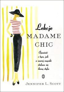 lekcje-madame-chic książka